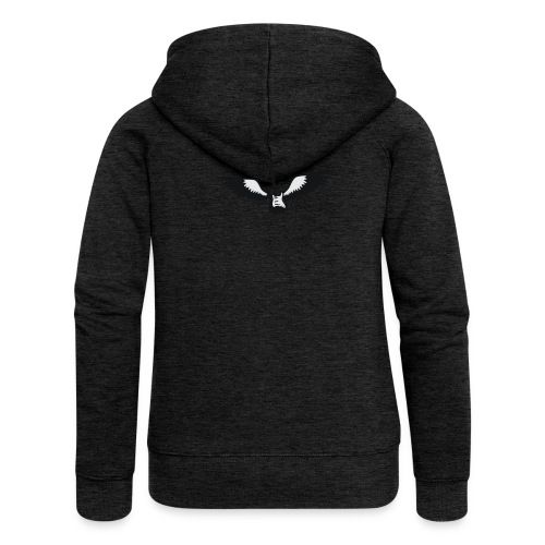 The Holy Instrument - Women's Premium Hooded Jacket