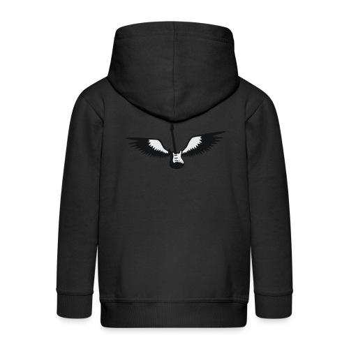 The Holy Instrument - Kids' Premium Zip Hoodie