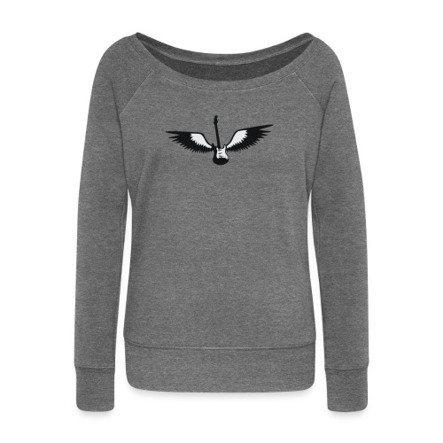 The Holy Instrument - Women's Boat Neck Long Sleeve Top