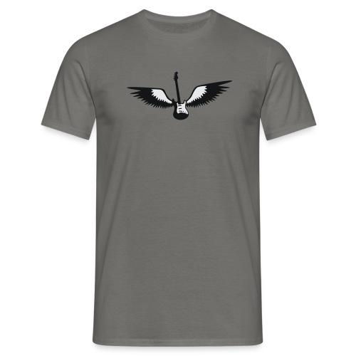 The Holy Instrument - Men's T-Shirt
