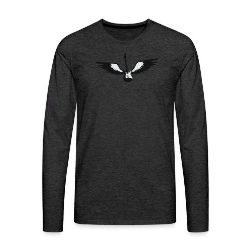 The Holy Instrument - Men's Premium Longsleeve Shirt