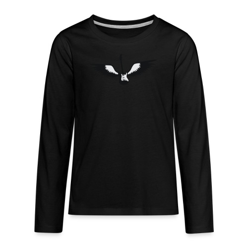 The Holy Instrument - Teenagers' Premium Longsleeve Shirt