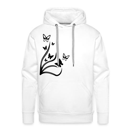 Butterflies - Men's Premium Hoodie