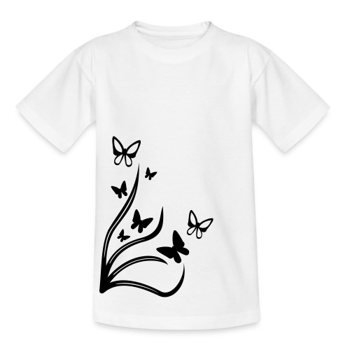 Butterflies - Kids' T-Shirt