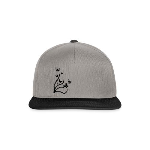 Butterflies - Snapback Cap