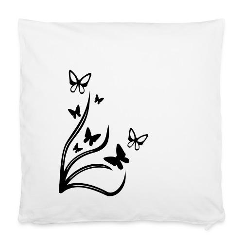 """Butterflies - Pillowcase 16"""" x 16"""" (40 x 40 cm)"""