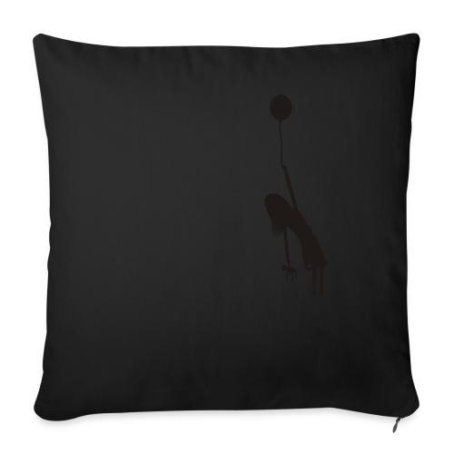 Fly away girl - Sofa pillow cover 44 x 44 cm