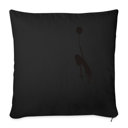 Fly away girl - Sofa pillow cover 44 x 44 cm