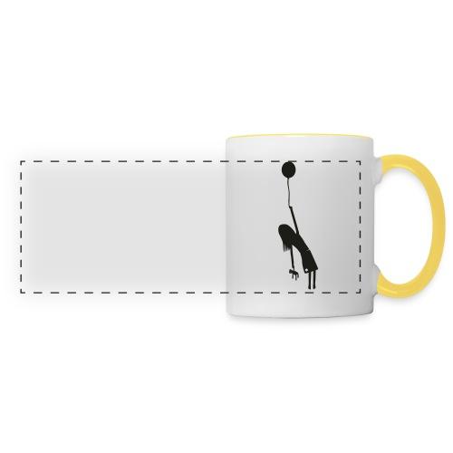 Fly away girl - Panoramic Mug