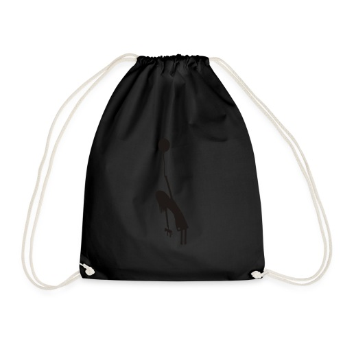 Fly away girl - Drawstring Bag