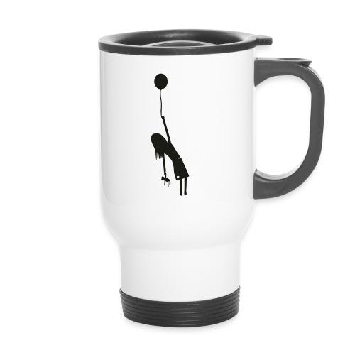 Fly away girl - Travel Mug