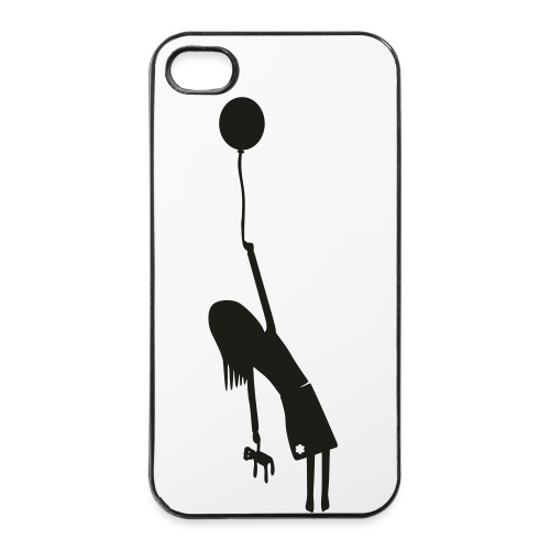 Fly away girl - iPhone 4/4s Hard Case