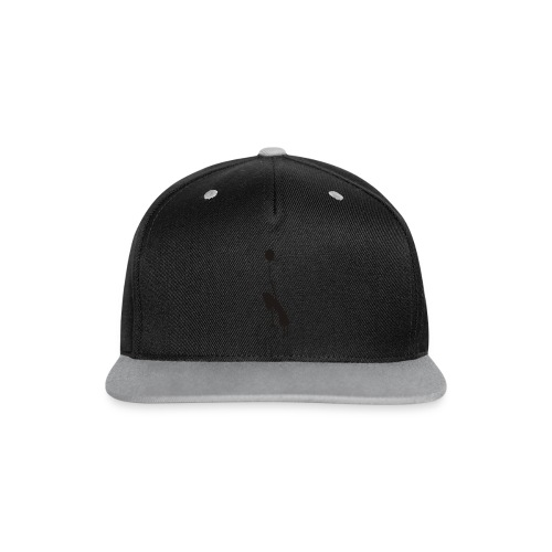 Fly away girl - Contrast Snapback Cap