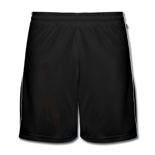 Fly away girl - Men's Football shorts