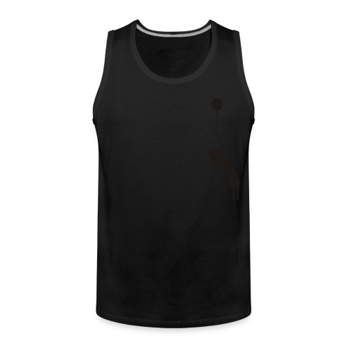 Fly away girl - Men's Premium Tank Top
