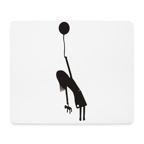 Fly away girl - Mouse Pad (horizontal)