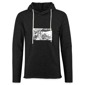Easy Living - Leichtes Kapuzensweatshirt Unisex