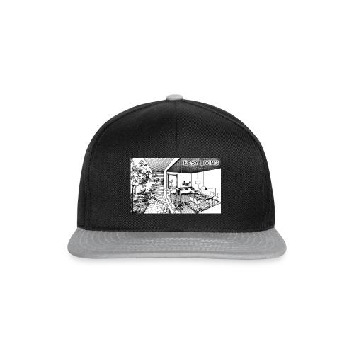 Easy Living - Snapback Cap