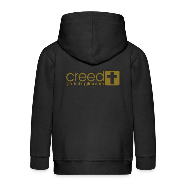 CREED-black gold (Boys)