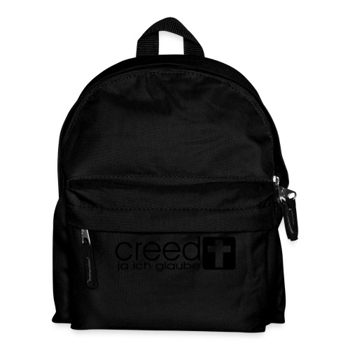 CREED-black|gold (Boys) - Kinder Rucksack