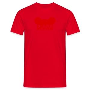 Tanzmaus - Männer T-Shirt