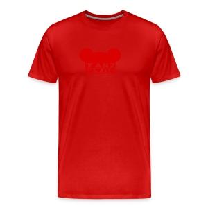 Tanzmaus - Männer Premium T-Shirt