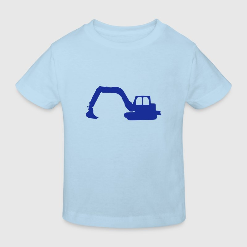 Bagger-Kindershirt - Kinder Bio-T-Shirt