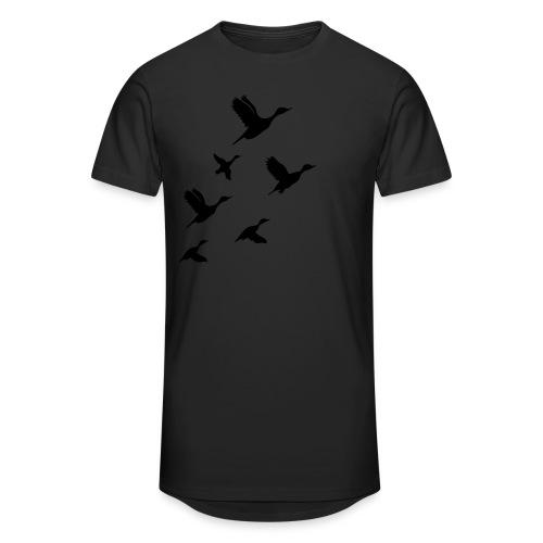 gaggle of geese - Männer Urban Longshirt