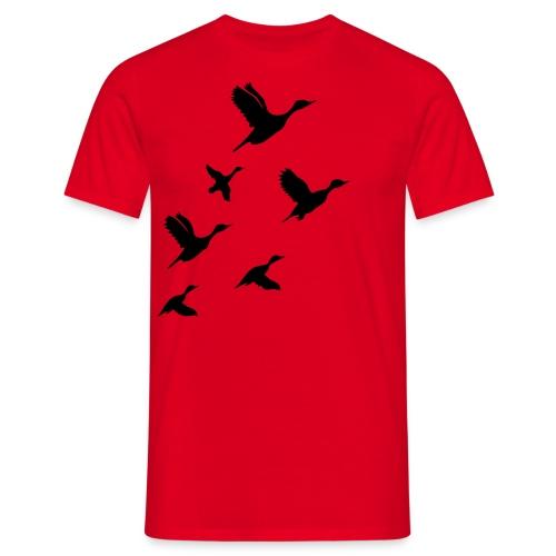 gaggle of geese - Männer T-Shirt