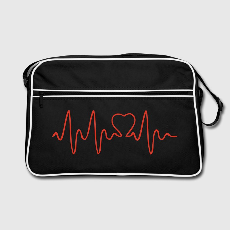SP-Heartbeat - Bandolera retro