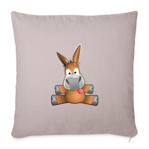 eMule Mug - Sofa pillow cover 44 x 44 cm