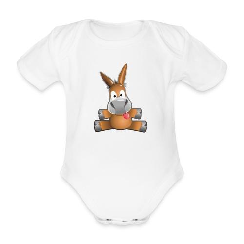 eMule Mug - Organic Short-sleeved Baby Bodysuit