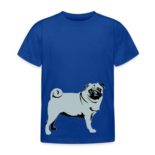 Schürze Mops - Kinder T-Shirt