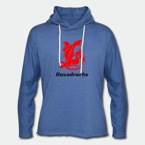 Hausdrache_Küche - Leichtes Kapuzensweatshirt Unisex