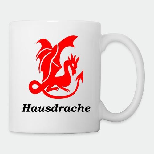 Hausdrache_Küche - Tasse