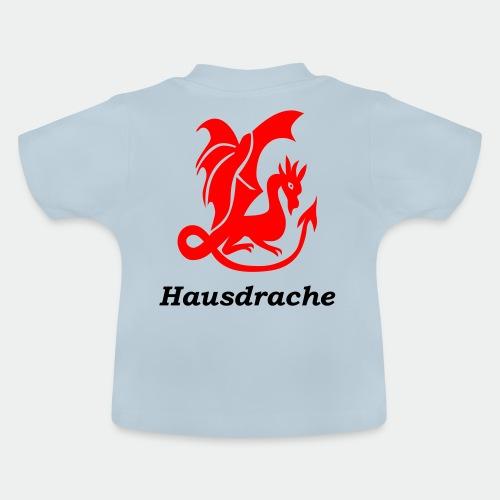 Hausdrache_Küche - Baby T-Shirt