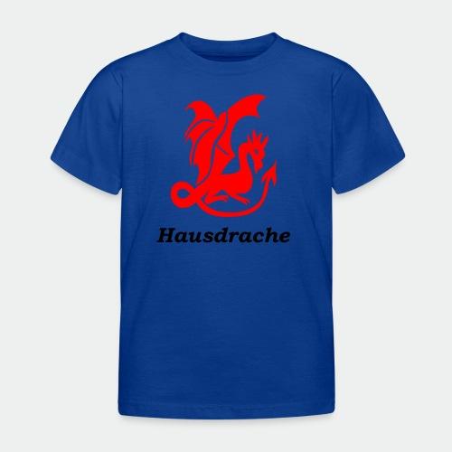 Hausdrache_Küche - Kinder T-Shirt