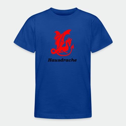 Hausdrache_Küche - Teenager T-Shirt