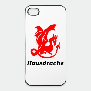 Hausdrache_Küche - iPhone 4/4s Hard Case