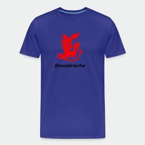 Hausdrache_Küche - Männer Premium T-Shirt