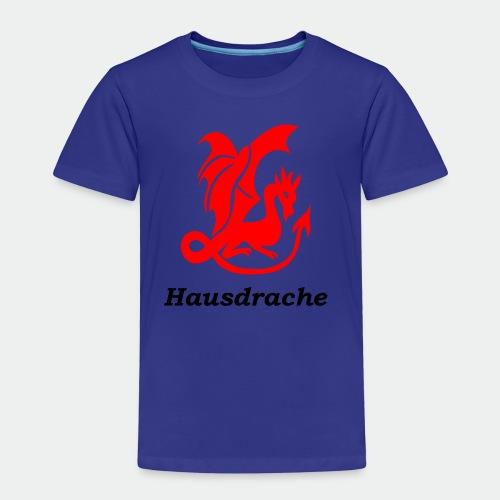 Hausdrache_Küche - Kinder Premium T-Shirt