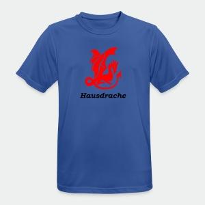 Hausdrache_Küche - Männer T-Shirt atmungsaktiv