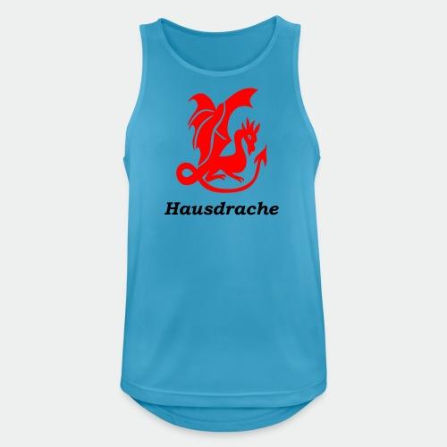 Hausdrache_Küche - Männer Tank Top atmungsaktiv