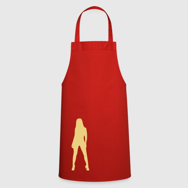 EN-SexySilhouette - Cooking Apron