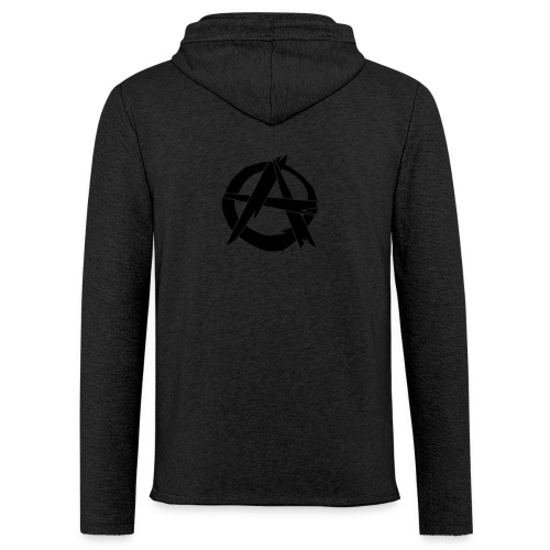 Veste Capuche Anarchy - Sweat-shirt à capuche léger unisexe