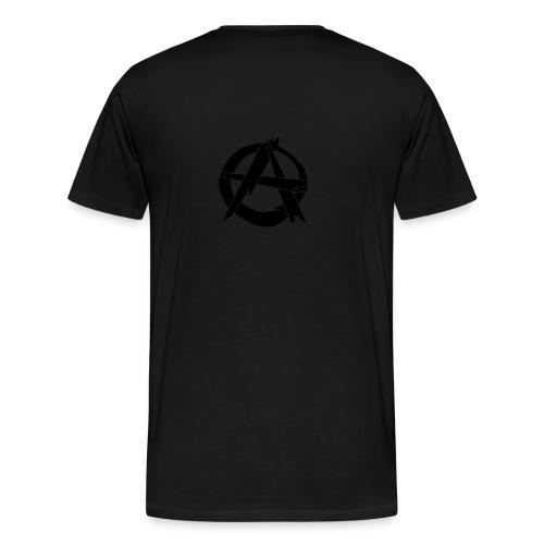 Veste Capuche Anarchy - T-shirt Premium Homme