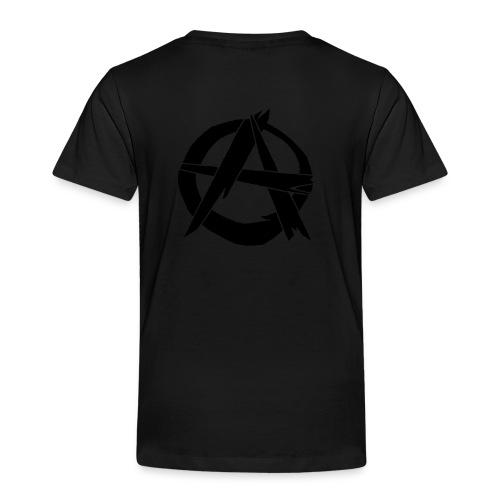 Veste Capuche Anarchy - T-shirt Premium Enfant