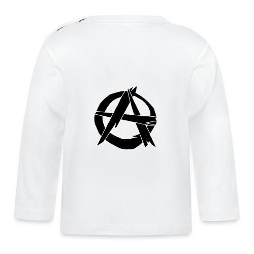 Veste Capuche Anarchy - T-shirt manches longues Bébé