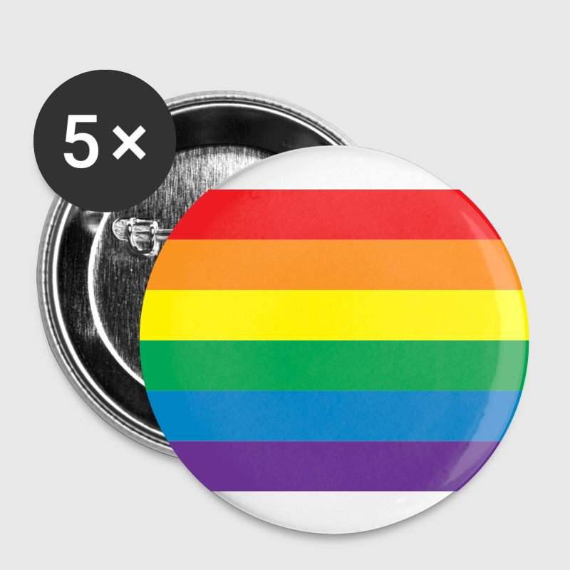 Large Pride Badge - Buttons large 56 mm