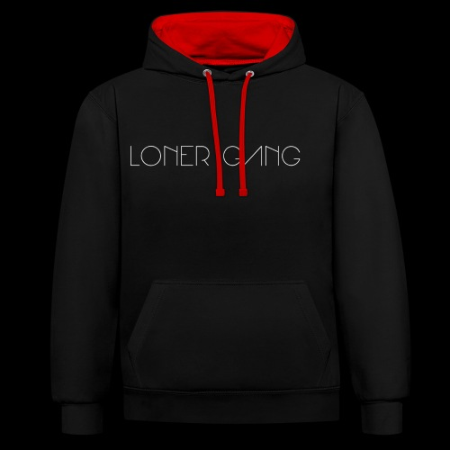 special edition - Contrast Colour Hoodie
